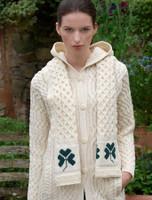 Shamrock Merino Wool Scarf