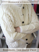 Blogger's Choice: Premium Handknit Merino Lumber Jacket - The Daily Prep