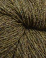 Aran Wool Knitting Hanks - Green Bushes