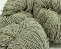 Aran Wool Knitting Hanks - Light Jacob