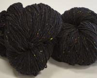 Aran Wool Knitting Hanks - Turf Mix