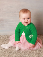 Baby/Toddler Two Button Cardigan