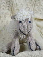 Aran Wool Sheep Teddy