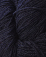 Aran Wool Knitting Hanks - Navy