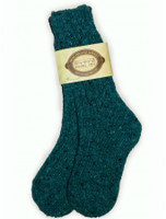 Wool Socks - Dark Teal