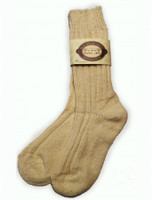 Wool Socks - Natural White