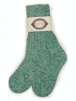Wool Socks - Light Teal