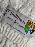 O'Sullivan Clan Scarf