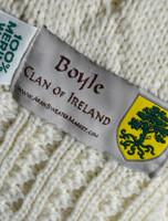 Boyle Clan Scarf