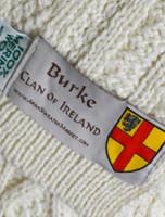 Burke Clan Scarf