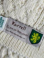 Farrell Clan Scarf
