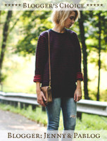 Blogger's Choice: Norwegian Sweater for Women - Jenny & Pablog
