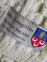 Mc Loughlin Clan Scarf