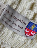 Mc Loughlin Clan Scarf