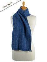 Torc Wool Scarf - Pale Blue