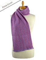 Torc Wool Scarf - Pink Lilac