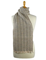 Torc Wool Scarf - Taupe