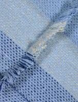 Infinity Wool Scarf - Detail
