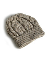 Merino Honeycomb Hat