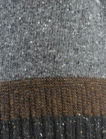 Pattern Detail from Lismore Crew Neck Sweater