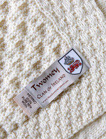 Twomey Clan Aran Throw