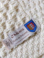 O'Meara Clan Aran Throw