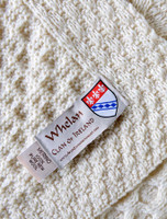 Whelan Clan Aran Throw