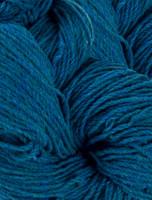Aran Wool Knitting Hanks - Turquiose