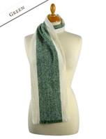 Deenagh Wool Scarf - Green