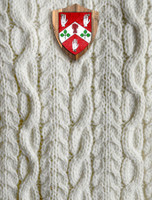 Cullen Clan Aran Throw