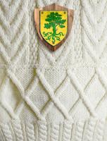 Boyle Clan Aran Throw