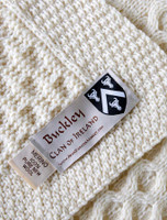 Buckley Clan Aran Throw