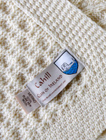 Cahill Clan Aran Throw