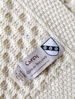 Carey Clan Aran Throw
