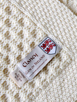 Clancy Clan Aran Throw
