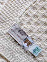 Collins Clan Aran Throw