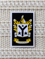 Cunningham Clan Aran Throw