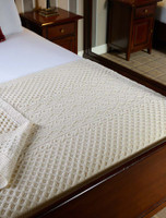 Fitzgerald Clan Aran Throw