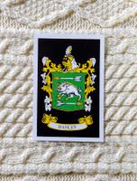 Hanley Clan Aran Throw