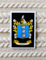Healy Clan Aran Throw