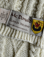 Mc Donald Clan Scarf