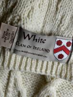 White Clan Scarf