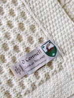 O'Connell Clan Aran Throw