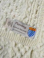 Fleming Clan Aran Throw