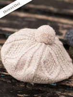 Women's Beret - Honey Oat