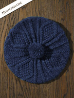 Women's Beret - Nightshade