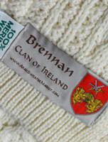 Brennan Clan Scarf