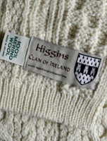 Higgins Clan Scarf