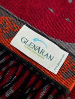 GlenAran Celtic Viking Pattern Scarf