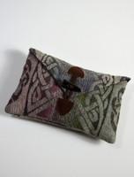 GlenAran Celtic Clutch Bag - Spring Mix